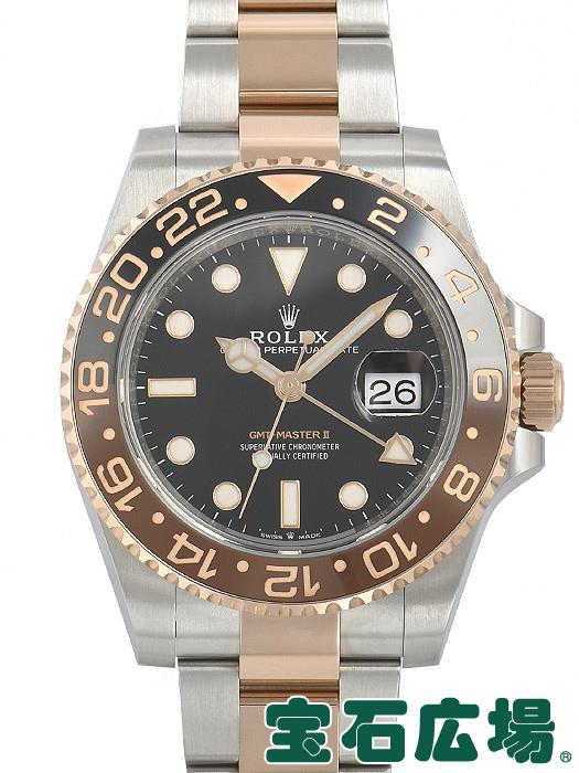 素晴らしい ロレックス ROLEX GMTマスターII 126711CHNR【 ROLEX】 126711CHNR【】 メンズ 腕時計 メンズ 送料無料, アシガワムラ:a6553339 --- eamgalib.ru