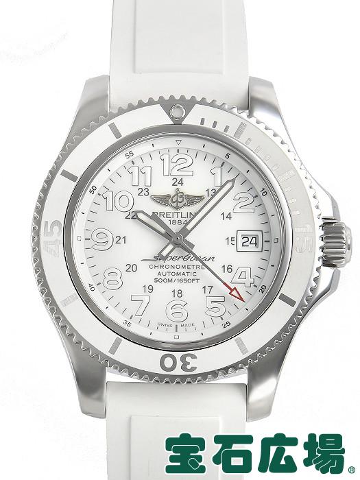ブライトリング BREITLING スーパーオーシャンII A17365D2/A766(A17365)【中古】 メンズ 腕時計 送料・代引手数料無料