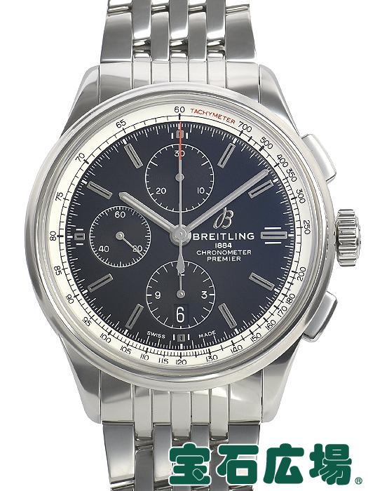 ブライトリング BREITLING プレミエ クロノグラフ42 A117B-1NP【新品】 メンズ 腕時計 送料・代引手数料無料