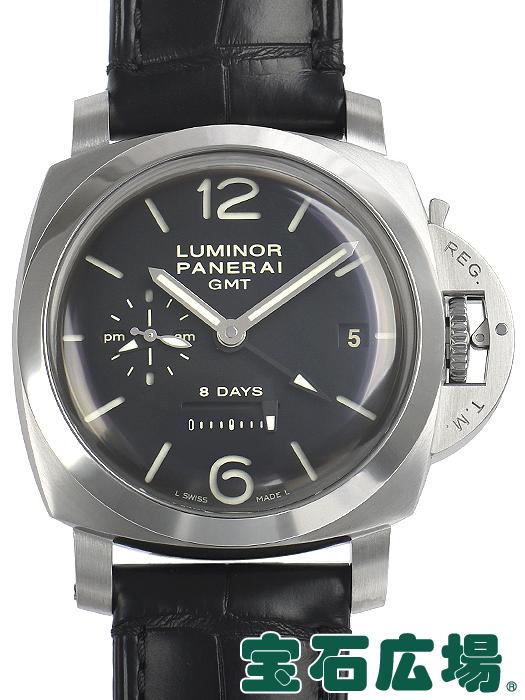 パネライ ルミノール1950 8デイズGMT PAM00233【新品】 メンズ 腕時計 送料・代引手数料無料