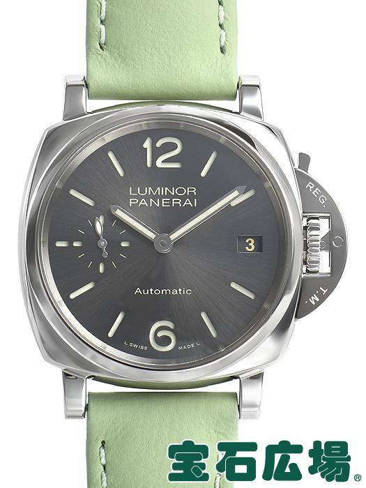 パネライ PANERAI ルミノール ドゥエ 3デイズ オートマティック アッチャイオ PAM00755【新品】 メンズ 腕時計 送料・代引手数料無料