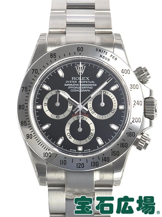 ロレックス デイトナ 116520【中古】 未使用品 メンズ 腕時計 送料・代引手数料無料