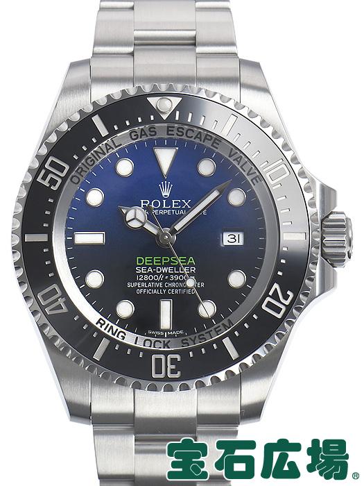 ロレックス ROLEX シードゥエラーディープシーDブルー 116660【中古】 メンズ 腕時計 送料・代引手数料無料