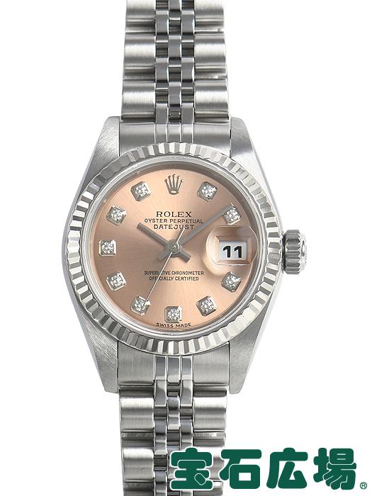ロレックス ROLEX デイトジャスト 79174G【中古】 レディース 腕時計 送料・代引手数料無料