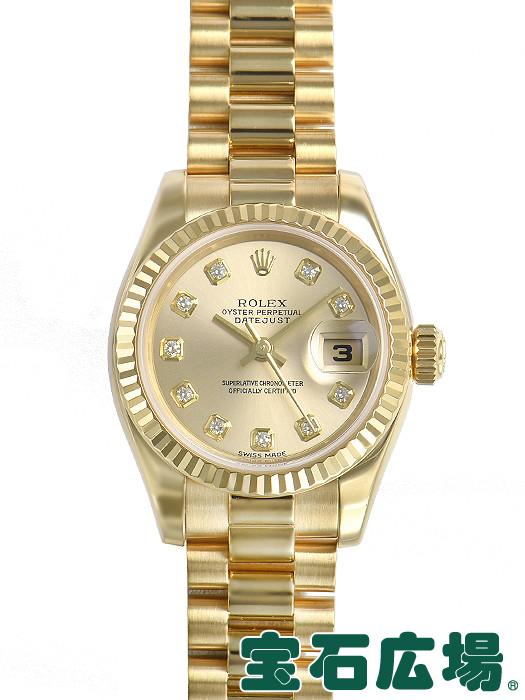 ロレックス ROLEX デイトジャスト 179178G【中古】 レディース 腕時計 送料・代引手数料無料
