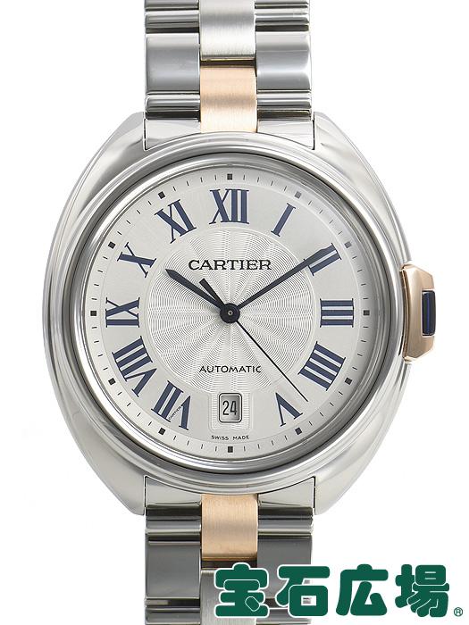カルティエ CARTIER クレ ドゥ カルティエ 40mm W2CL0002【中古】 メンズ 腕時計 送料・代引手数料無料