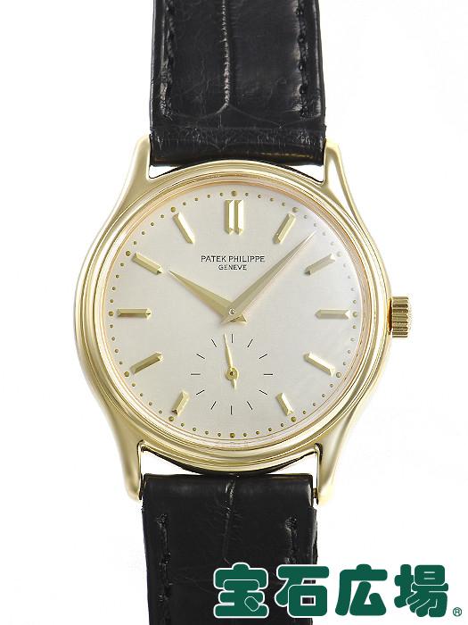 パテック・フィリップ PATEK PHILIPPE カラトラバ 3923S【中古】 メンズ 腕時計 送料・代引手数料無料