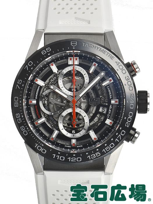 タグ・ホイヤー TAG HEUER カレラ キャリバーホイヤー01 CAR2A1Z.FT6051【中古】 メンズ 腕時計 送料・代引手数料無料