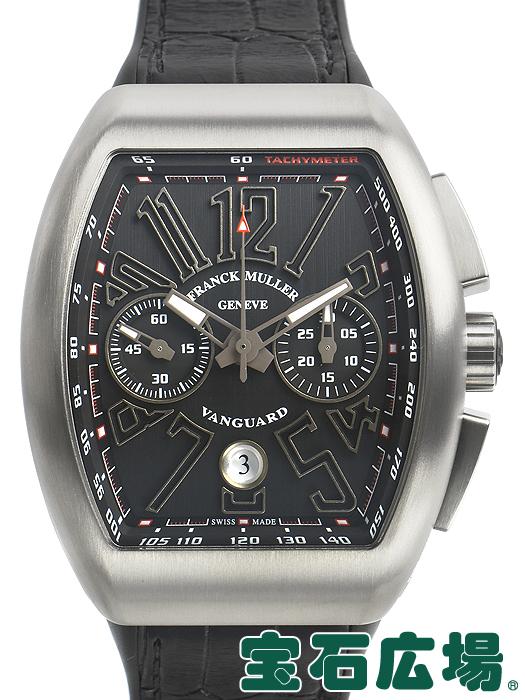 フランク・ミュラー FRANCK MULLER ヴァンガード クロノグラフ V45CCDT【中古】 メンズ 腕時計 送料・代引手数料無料