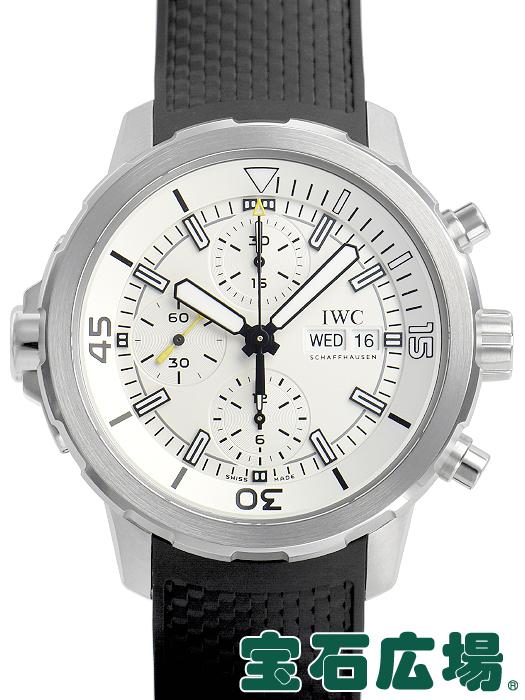 IWC アクアタイマー クロノ IW376801【中古】 メンズ 腕時計 送料・代引手数料無料