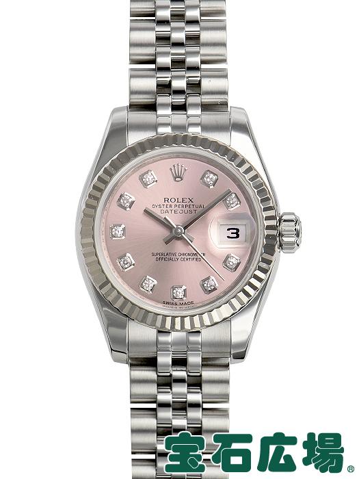 ロレックス ROLEX デイトジャスト 179174G【中古】 レディース 腕時計 送料・代引手数料無料