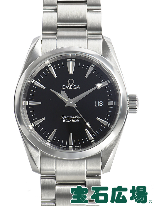 オメガ OMEGA シーマスター アクアテラ 2518-50【中古】 ユニセックス 腕時計 送料・代引手数料無料