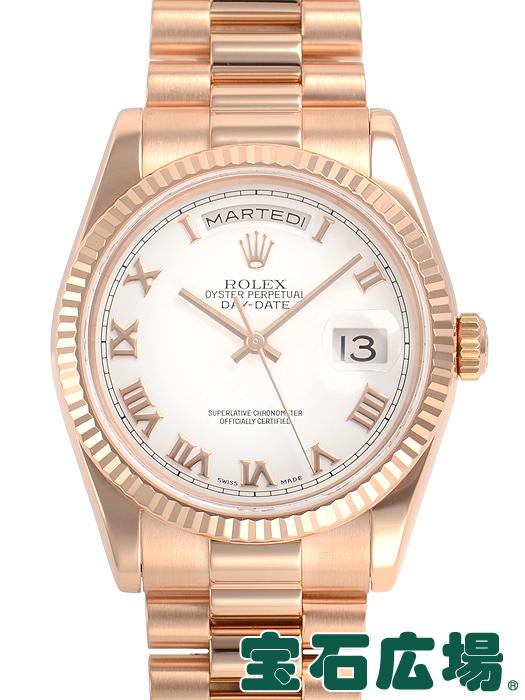 ロレックス ROLEX デイデイト 118235【中古】 メンズ 腕時計 送料・代引手数料無料