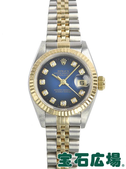 ロレックス ROLEX デイトジャスト 69173G【中古】 レディース 腕時計 送料・代引手数料無料