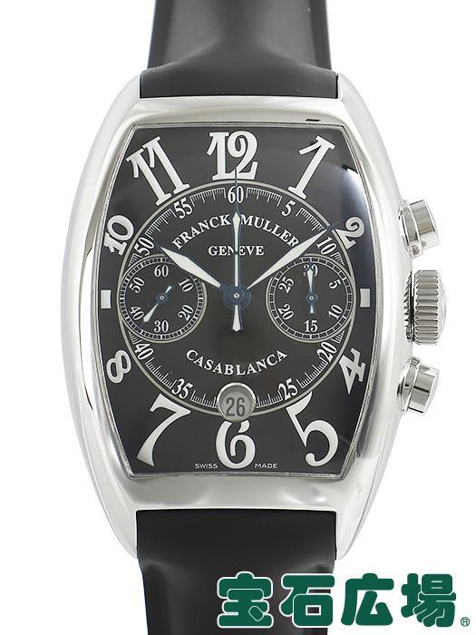 フランク・ミュラー FRANCK MULLER トノウカーベックス カサブランカクロノ 8885CCCDTCASA【中古】 メンズ 腕時計 送料・代引手数料無料
