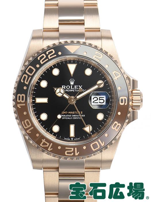 【激安セール】 ロレックス ROLEX GMTマスターII 126715CHNR【】 メンズ 腕時計 送料無料, ミカタチョウ 59c441e9