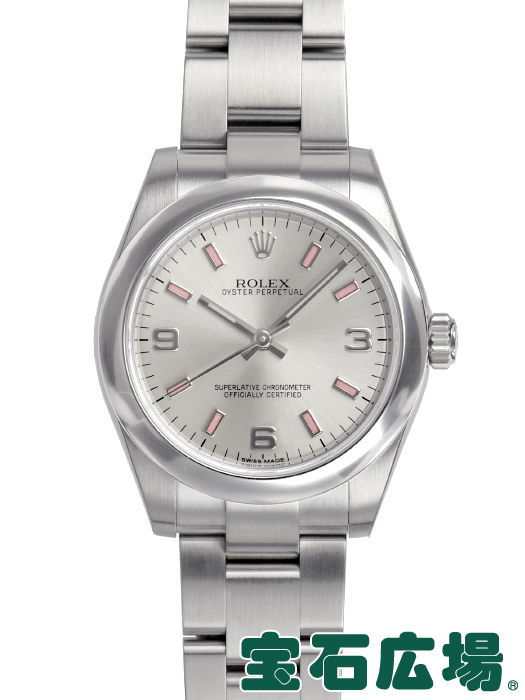 ロレックス ROLEX オイスターパーペチュアル 177200【中古】 ユニセックス 腕時計 送料・代引手数料無料