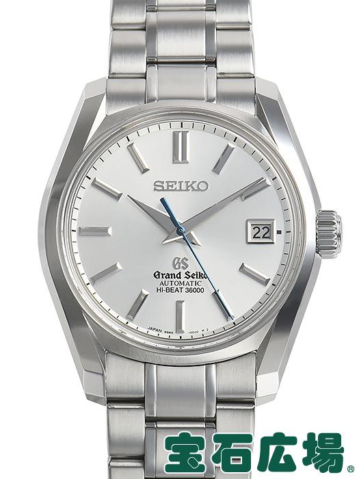 セイコー SEIKO グランドセイコー ヒストリカルコレクション62GS (現代デザイン) マスターショップ限定1000本 SBGH037 9S85-00S0【中古】 メンズ 腕時計 送料・代引手数料無料