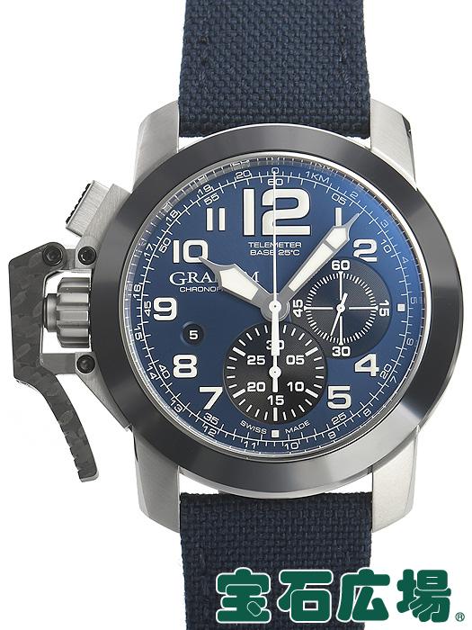 グラハム GRAHAM クロノファイターオーバーサイズ 2CCAC.U01A.T22F【新品】 メンズ 腕時計 送料・代引手数料無料