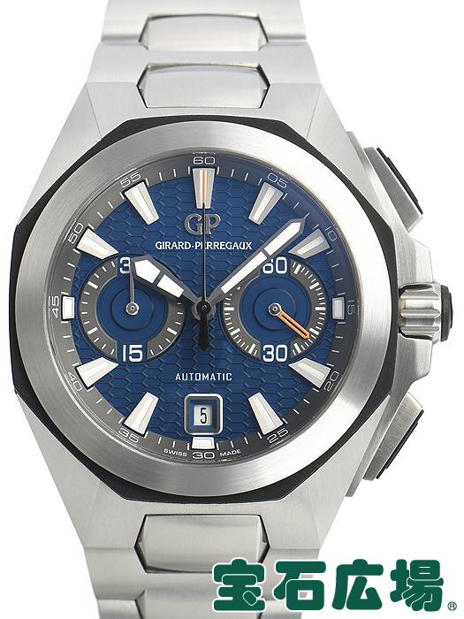 ジラール・ペルゴ GIRARD-PERREGAUX クロノホーク スティール 49970-11-431-11A【新品】 メンズ 腕時計 送料・代引手数料無料