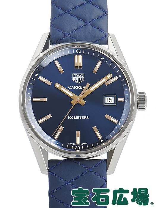 タグ・ホイヤー TAG HEUER カレラ ローズゴールドアクセント WAR1112.FC6391【新品】 メンズ 腕時計 送料・代引手数料無料
