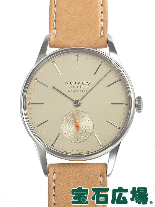 ノモス NOMOS オリオン ネオマティック シャンパーニュ OR130013CH2【新品】 メンズ 腕時計 送料・代引手数料無料