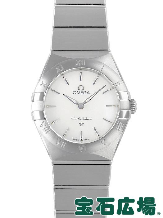 オメガ OMEGA コンステレーション マンハッタン クォーツ 131.10.28.60.05.001【新品】 レディース 腕時計 送料・代引手数料無料