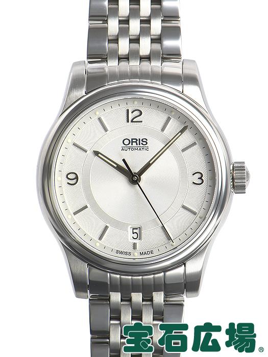 オリス ORIS クラシック デイト 01 733 7578 4031-07 8 18 61【新品】 メンズ 腕時計 送料・代引手数料無料
