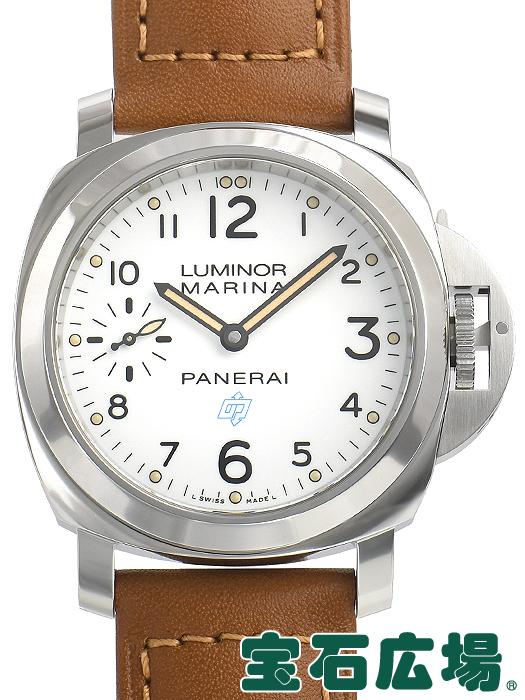 パネライ PANERAI ルミノールマリーナ ロゴ 3デイズ アッチャイオ PAM00778【新品】 メンズ 腕時計 送料・代引手数料無料
