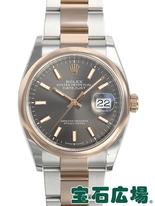 ロレックス ROLEX デイトジャスト36 126201【新品】 メンズ 腕時計 送料・代引手数料無料