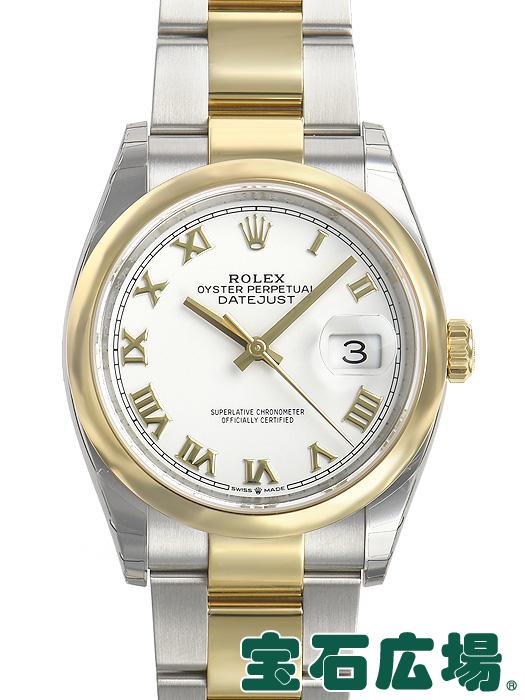 ロレックス ROLEX デイトジャスト36 126203【新品】 メンズ 腕時計 送料・代引手数料無料