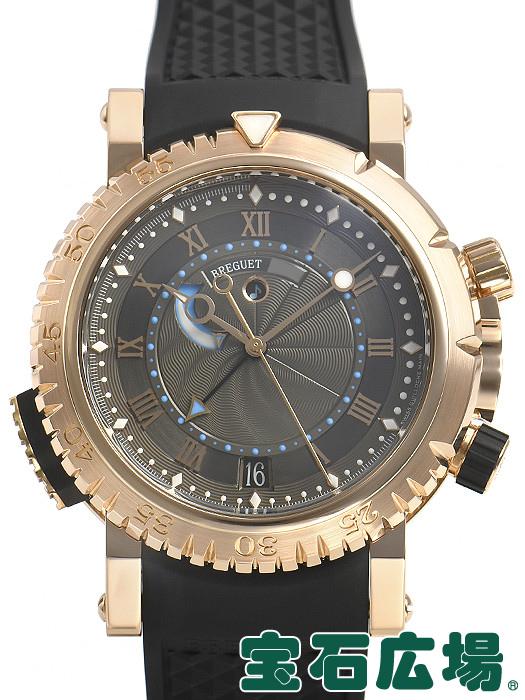ブレゲ BREGUET マリーン ロイヤル 5847BR/Z2/5ZV【中古】 メンズ 腕時計 送料・代引手数料無料