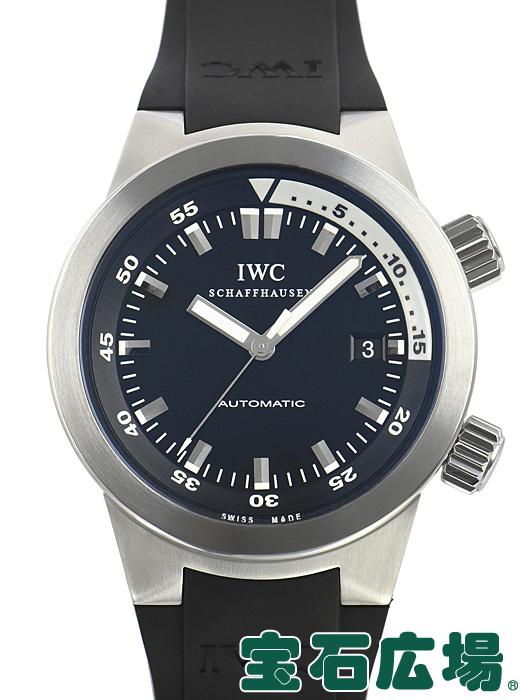 IWC アクアタイマー IW354807【中古】 メンズ 腕時計 送料・代引手数料無料