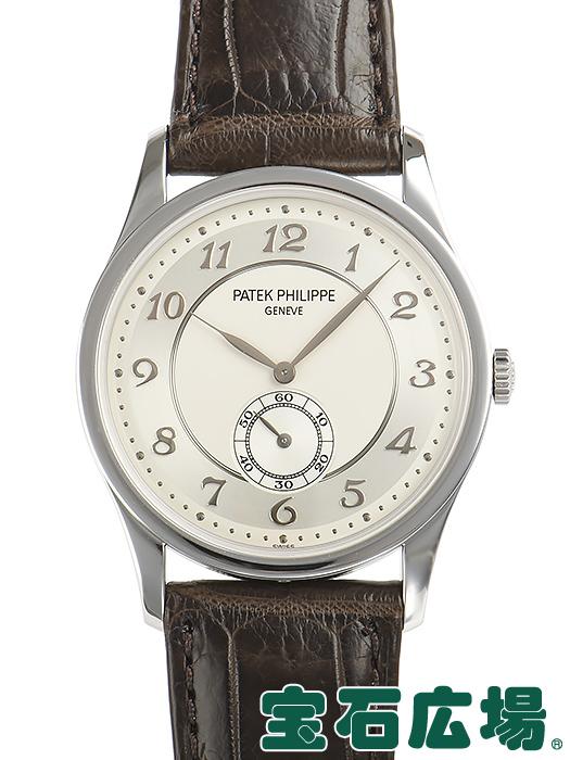 パテック・フィリップ PATEK PHILIPPE カラトラバ 5196P-001【中古】 メンズ 腕時計 送料・代引手数料無料