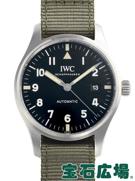 IWC パイロットウォッチ マーク18 トリビュート・トゥ・マーク11 限定1948本 IW327007【中古】 メンズ 腕時計 送料・代引手数料無料