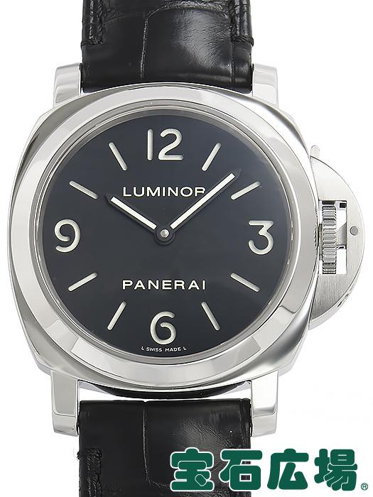 パネライ PANERAI ルミノールベース PAM00112【中古】 メンズ 腕時計 送料・代引手数料無料