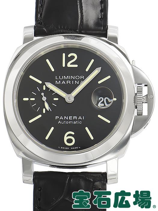 パネライ PANERAI ルミノールマリーナ PAM00104【中古】 メンズ 腕時計 送料・代引手数料無料