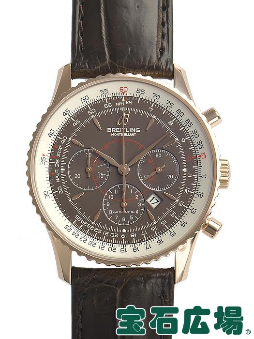 ブライトリング BREITLING モンブリラン 世界限定500本 R417Q47KBA【中古】 メンズ 腕時計 送料・代引手数料無料