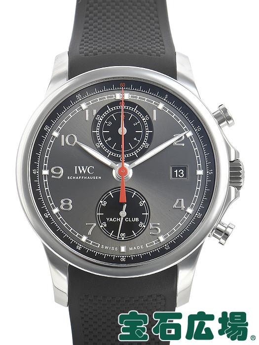 IWC ポルトギーゼ ヨットクラブ クロノグラフ IW390503【中古】 メンズ 腕時計 送料・代引手数料無料