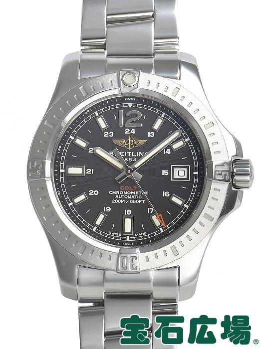 ブライトリング BREITLING コルト オートマチック41 A169B90PCS【中古】 メンズ 腕時計 送料・代引手数料無料