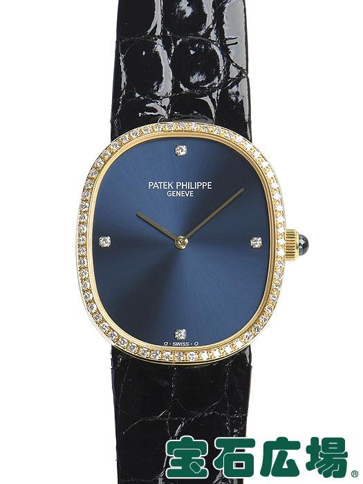 パテック・フィリップ PATEK PHILIPPE ゴールデンエリプス 3849J-001【中古】 メンズ 腕時計 送料・代引手数料無料