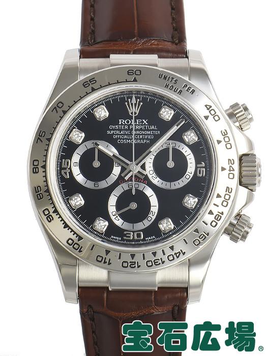 ロレックス ROLEX デイトナ 116519G【中古】 メンズ 腕時計 送料・代引手数料無料
