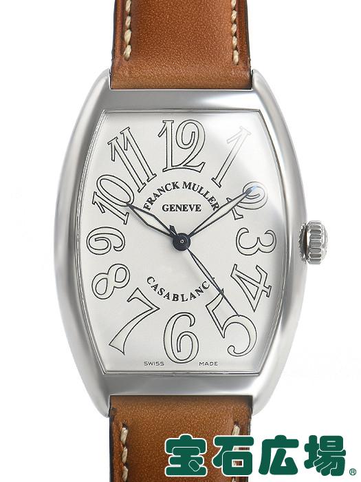 フランク・ミュラー FRANCK MULLER トノウカーベックス カサブランカ 6850CASA【中古】 メンズ 腕時計 送料・代引手数料無料