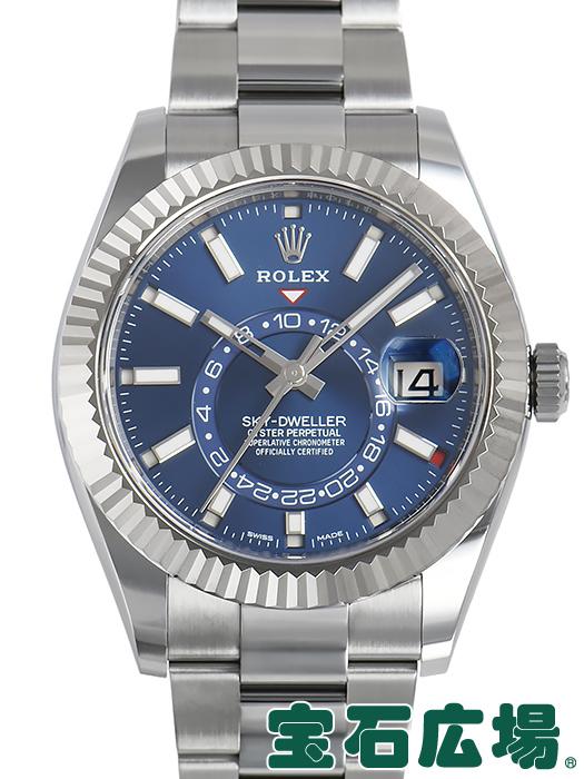 ロレックス ROLEX スカイドゥエラー 326934【中古】 メンズ 腕時計 送料・代引手数料無料