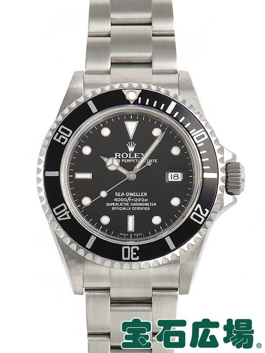 ロレックス ROLEX シードゥエラー 16600【中古】 メンズ 腕時計 送料・代引手数料無料