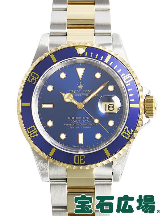 ロレックス ROLEX サブマリーナーデイト 16613【中古】 メンズ 腕時計 送料・代引手数料無料