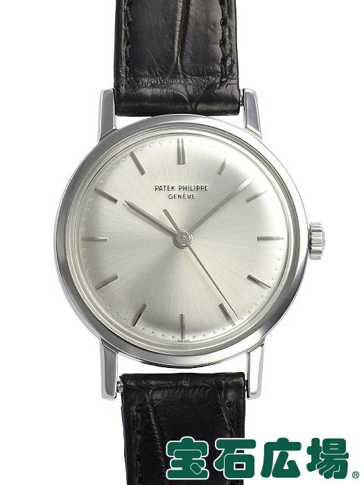 パテック・フィリップ PATEK PHILIPPE カラトラバ 3483【中古】 メンズ 腕時計 送料・代引手数料無料