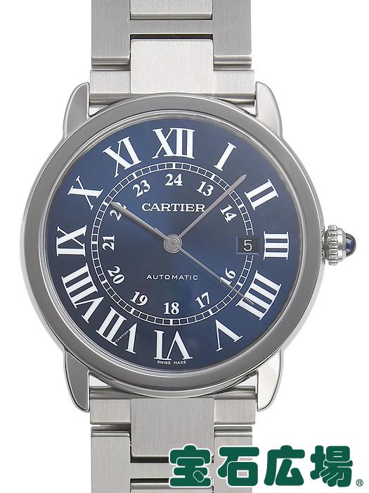 カルティエ CARTIER ロンドソロドゥカルティエ WSRN0023【新品】 メンズ 腕時計 送料・代引手数料無料