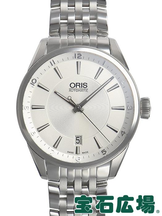 オリス ORIS アーティックスデイト 01 733 7713 4031-07 8 19 80【新品】 メンズ 腕時計 送料無料