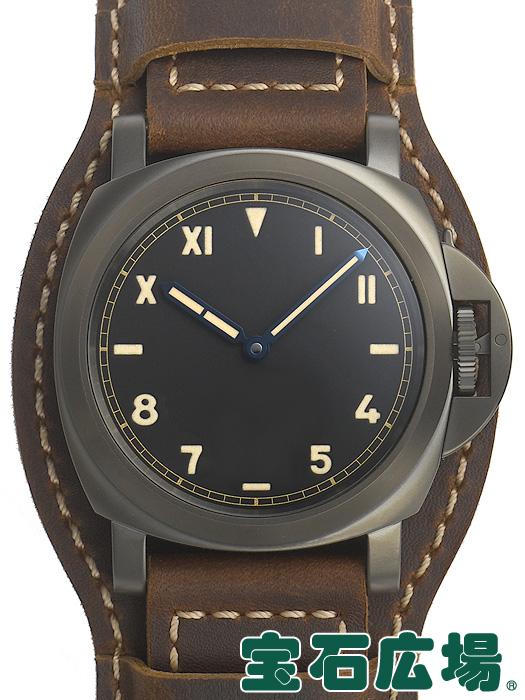 パネライ PANERAI ルミノール カリフォルニア 8デイズDLC PAM00779【新品】 メンズ 腕時計 送料・代引手数料無料